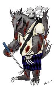 zombie anteater