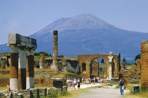 Vesuvius picture