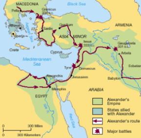 Alexander Map 2